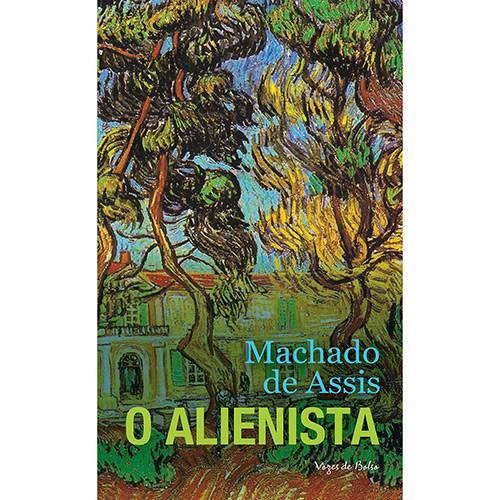 Livro - Alienista: Ed. Bolso   Livro o alienista, Livros