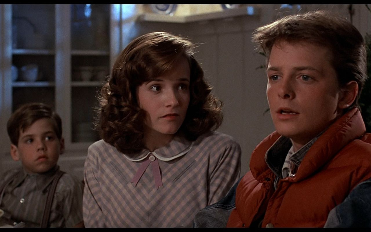 Back To The Future The Future Movie Back To The Future Comedy
