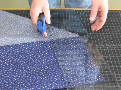 Cutting Bias Binding - I always forget how to fold the fabric ... : bias binding quilt - Adamdwight.com
