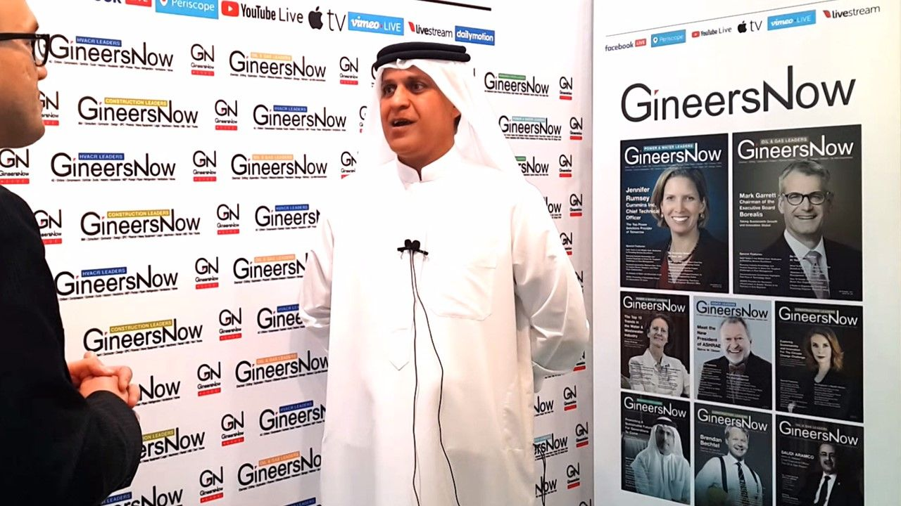 #LeadersTalk with Emirates Global Aluminium's Executive Vice President, Salman Abdulla