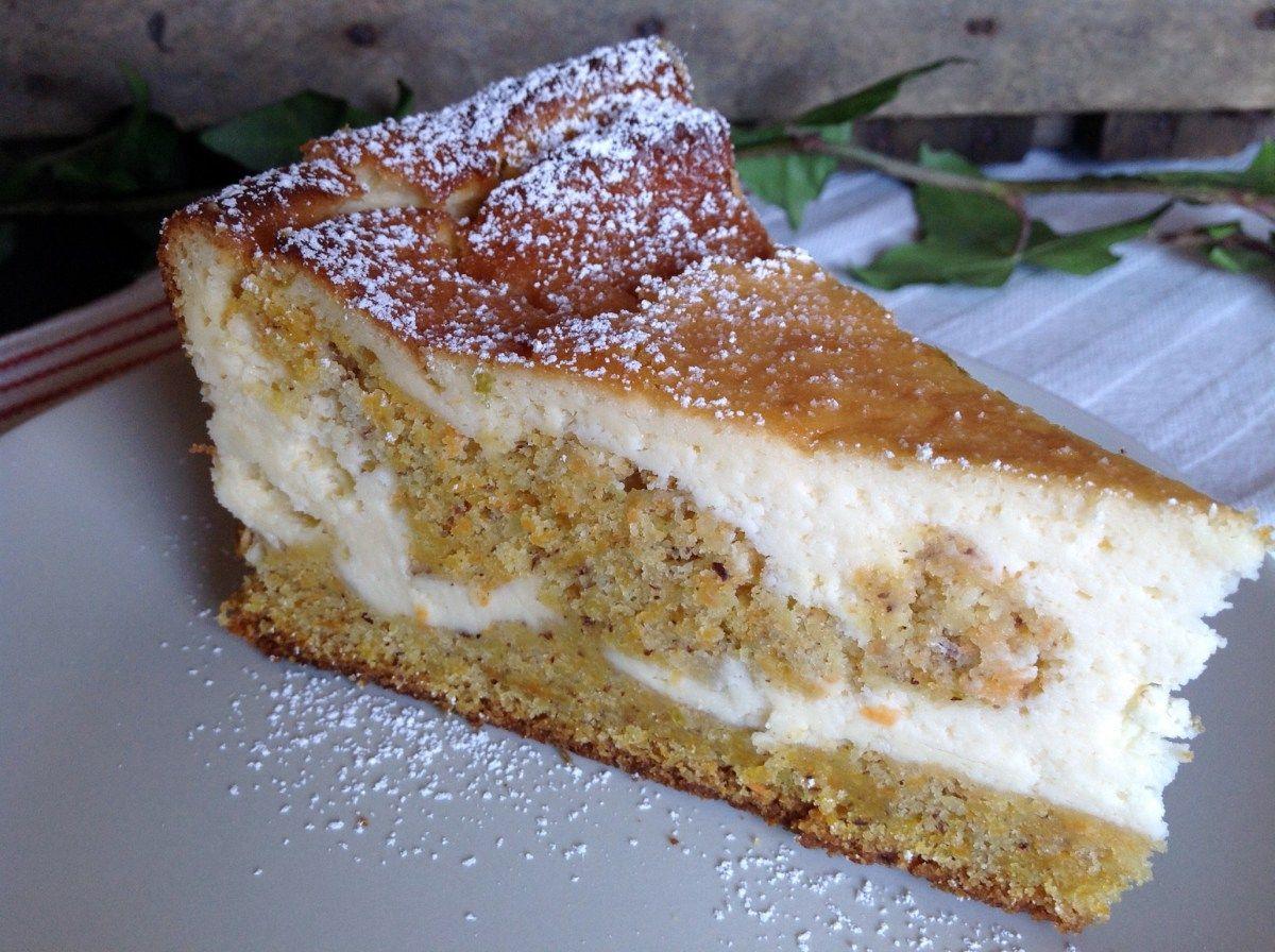 Kse- Mhren- Kuchen mit Haselnssen | Backen, Torten ...