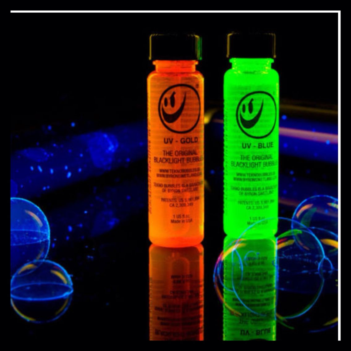These Looked Great Under Black Light I Wish I Bought Way More Black Light Glow In The Dark
