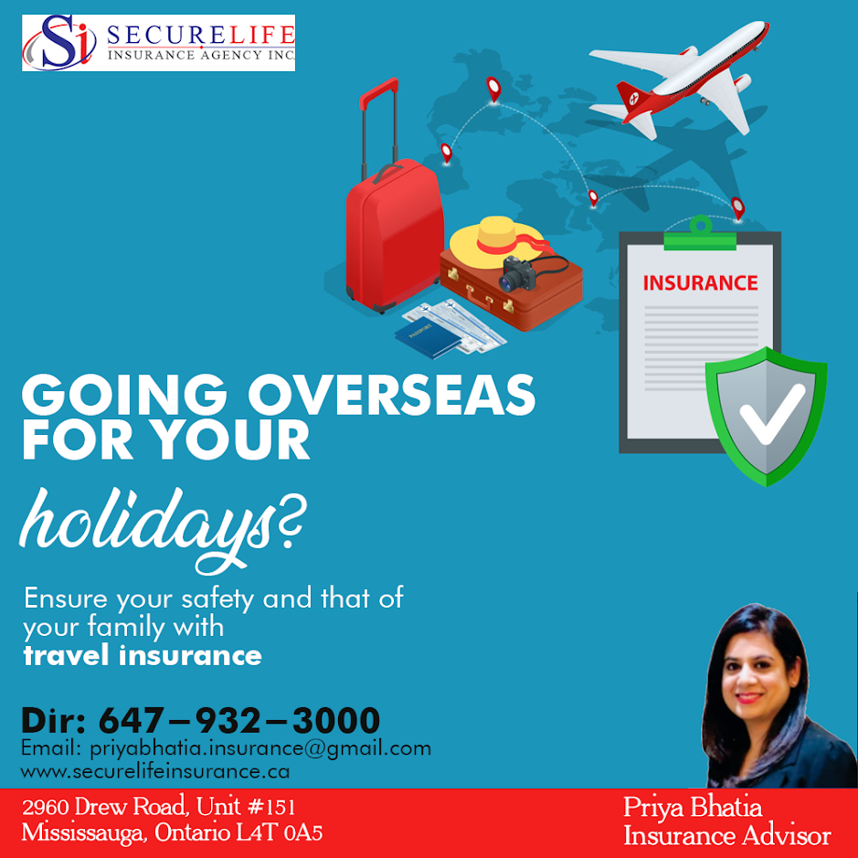 Travel Insurance Plan Provides You With An Assurance That Any