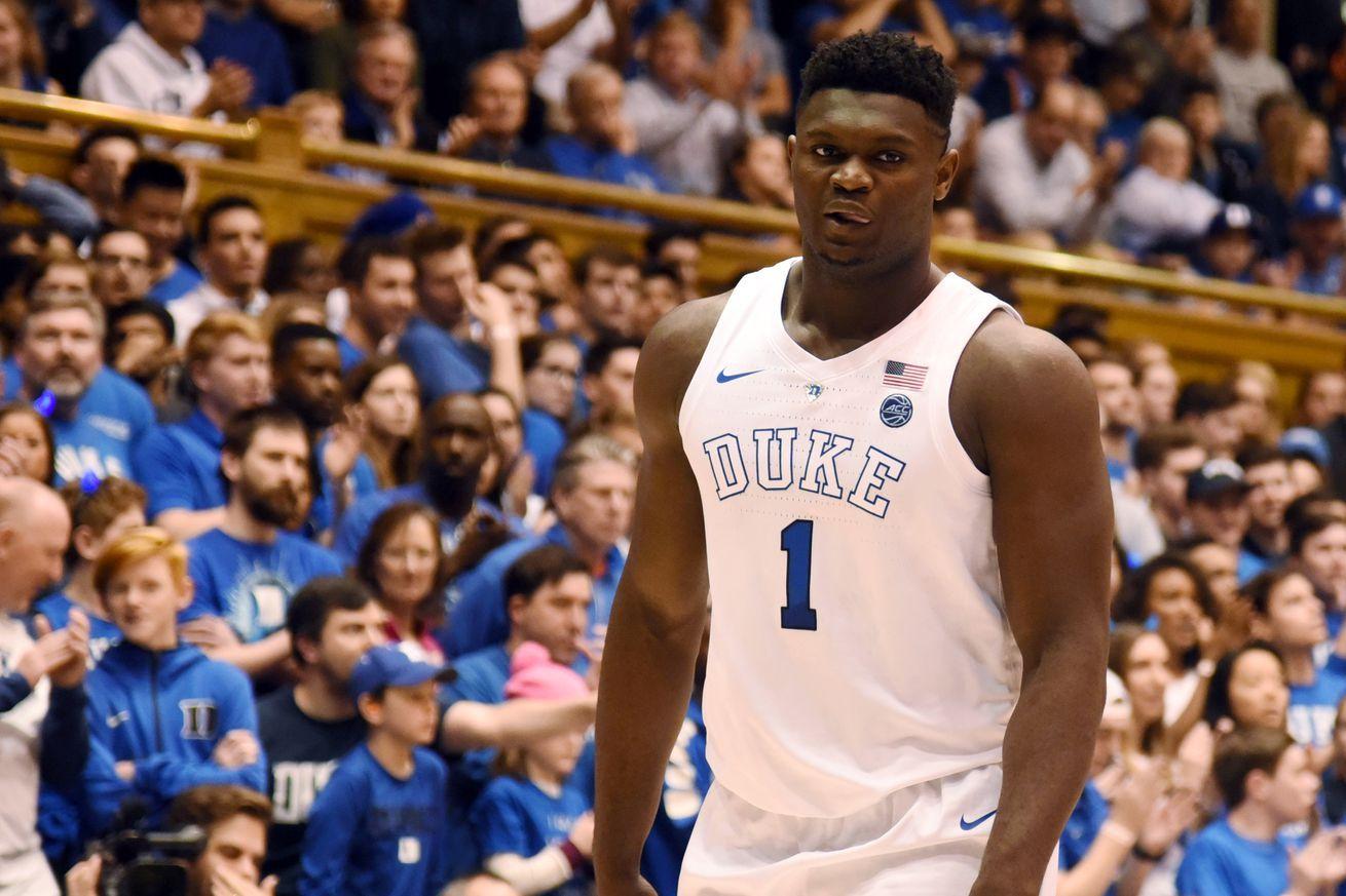 NCAA Basketball Rankings Duke stays at the No. 1 Gonzaga