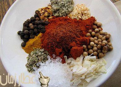 تعلمي طريقة تحضير البهارات الايطالية منزليا عطار زمان Seasoning Mixes Homemade Spices Greek Seasoning