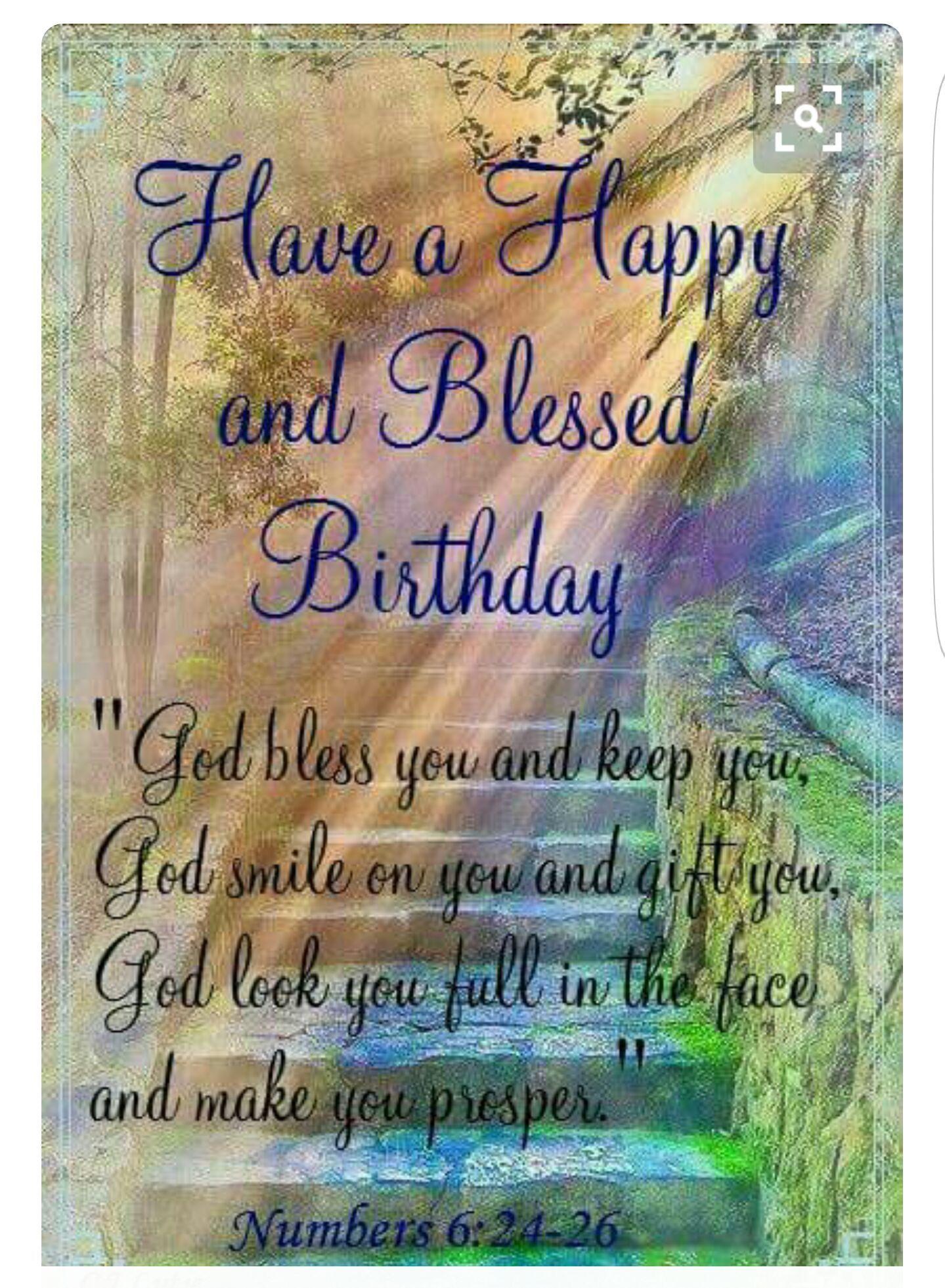 Happy Birthday Spiritual birthday wishes, Happy birthday