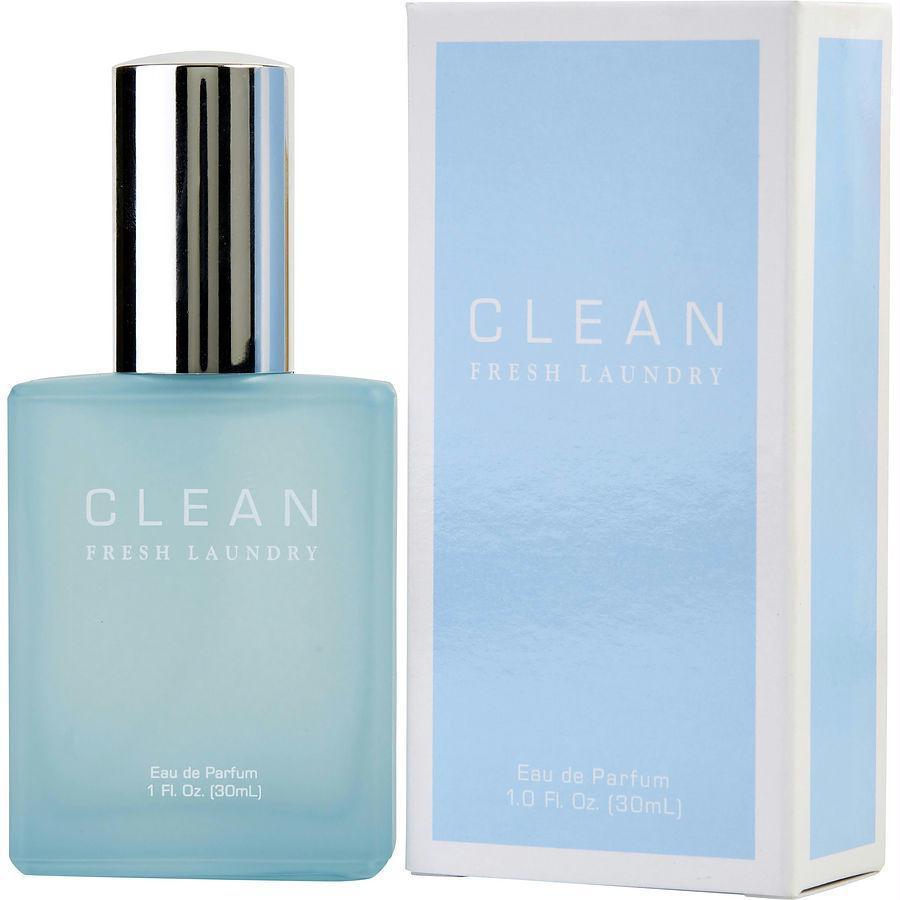 Clean Fresh Laundry By Clean Eau De Parfum Spray 1 Oz Fresh
