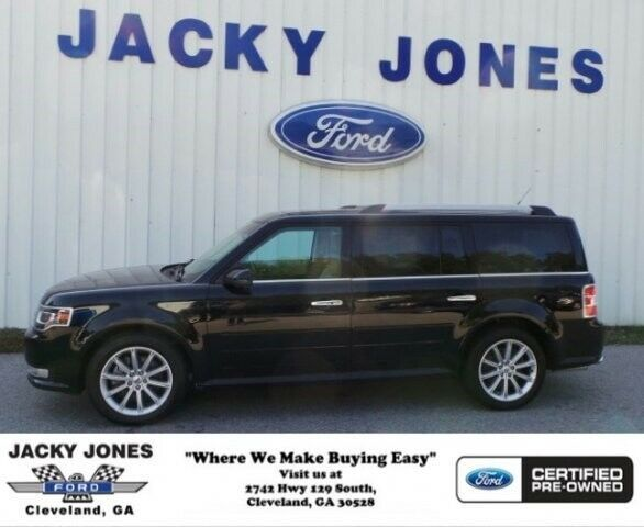 Ebay Advertisement 2017 Flex Limited 2017 Ford Flex Shadow Black