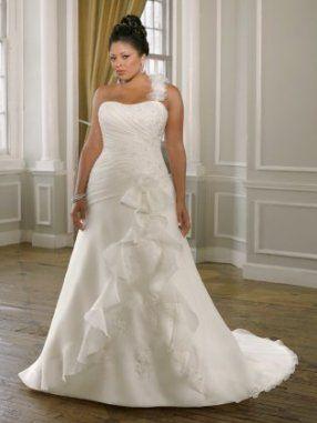 Vestidos de novias tallas grandes baratos