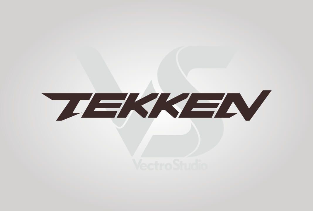 Tekken Logo Vector Vector Logo Logos Vector