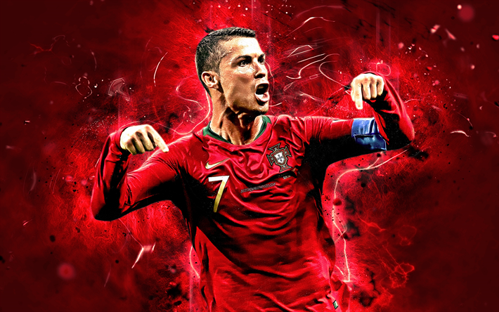 Download Wallpapers Cr7 Goal Cristiano Ronaldo Portugal National Team Soccer Neon Lights Football Stars Portuguese Football Team Ronaldo Besthqwallpaper In 2020 Cristiano Ronaldo Wallpapers Ronaldo Wallpapers Cristiano Ronaldo