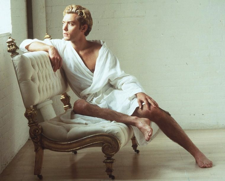 Jude law | Men eye candy | Pinterest | Jude law, Naked and