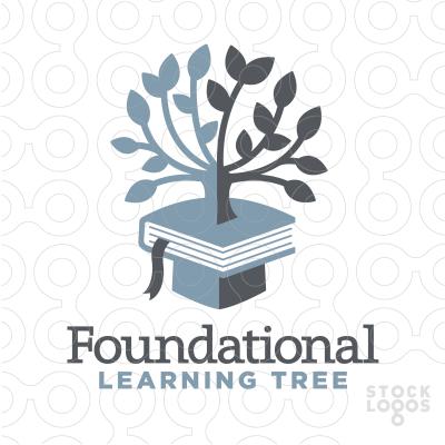 Logo Maker Premium Logos For Sale Brandcrowd Foundation Logo Logo Design Branding Graphics Book Logo