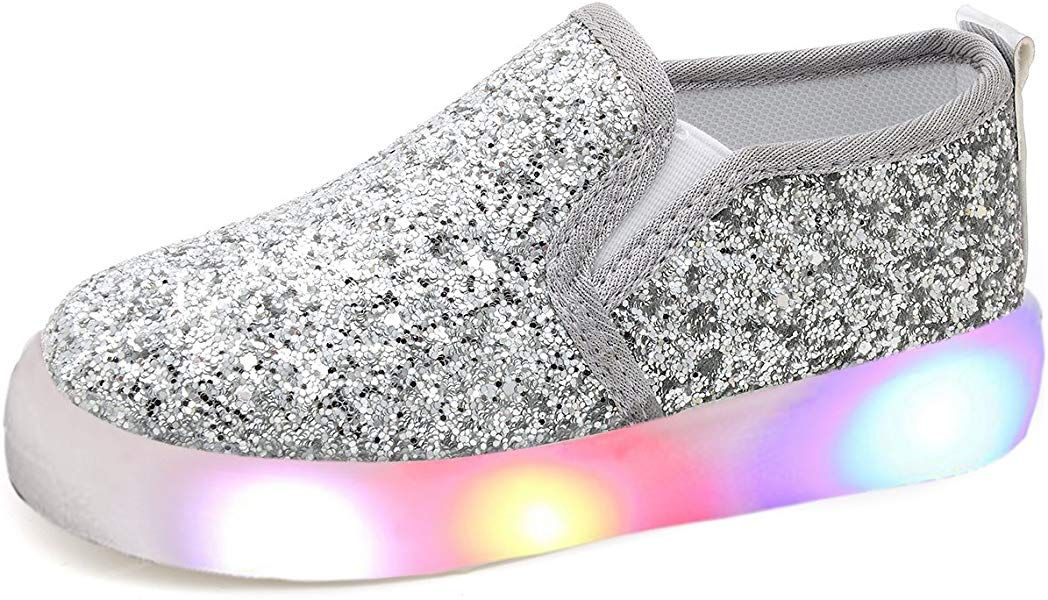 Toddler//Little Kid//Big Kid UBELLA Girls Boys Slip-On Loafers Casual Flat Shoes