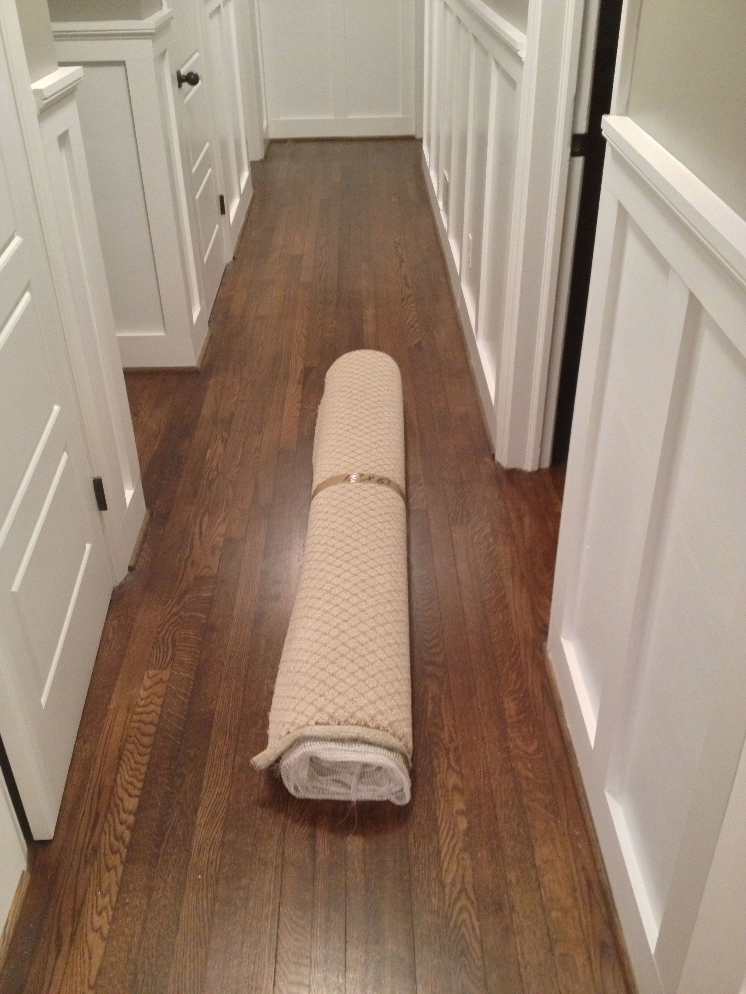 Making a rug out of carpet - Rug Remnant Diy Make Own Hallway Runner Out Of Remnant