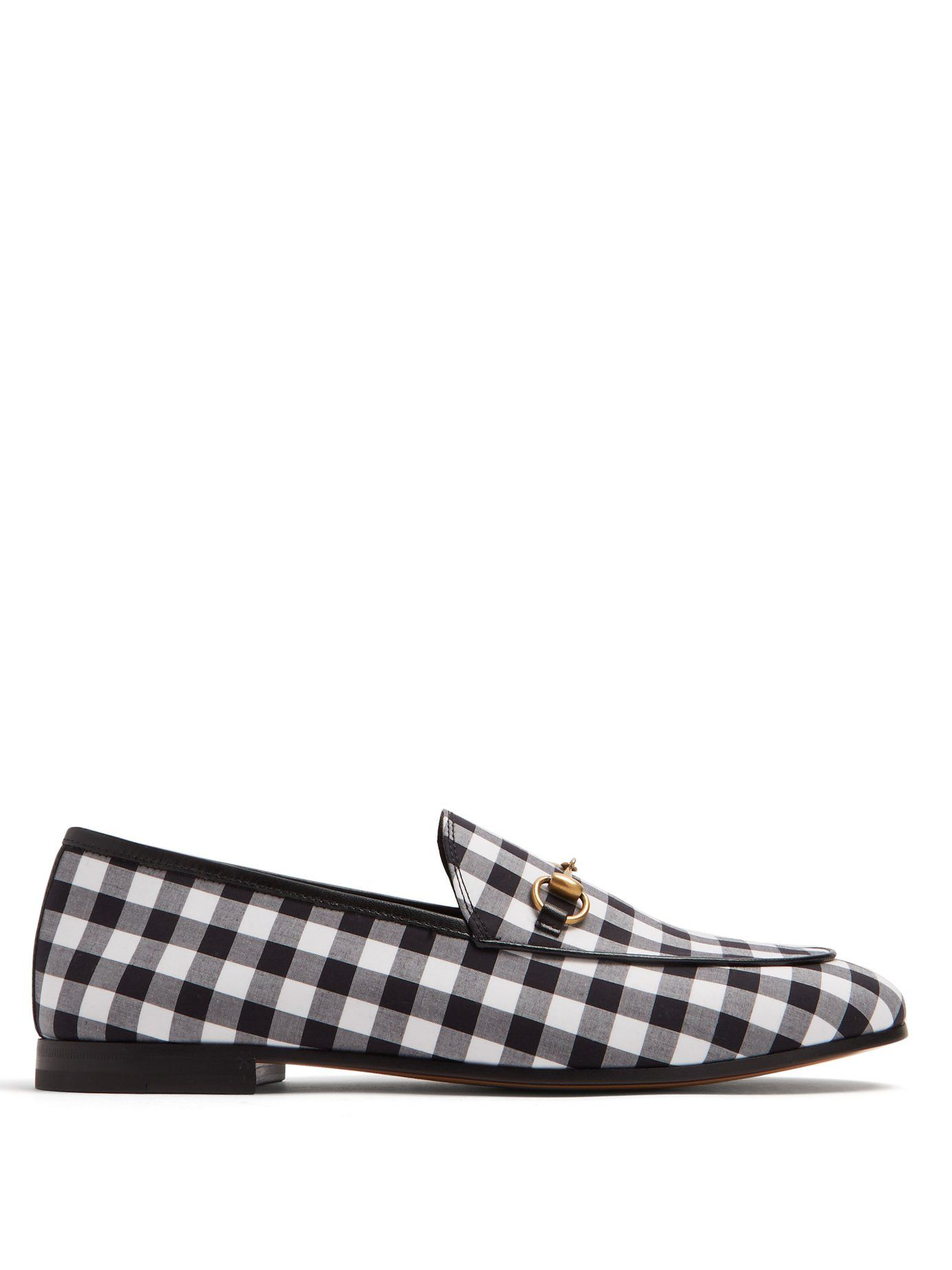 8a1111995e9 Jordaan gingham loafers