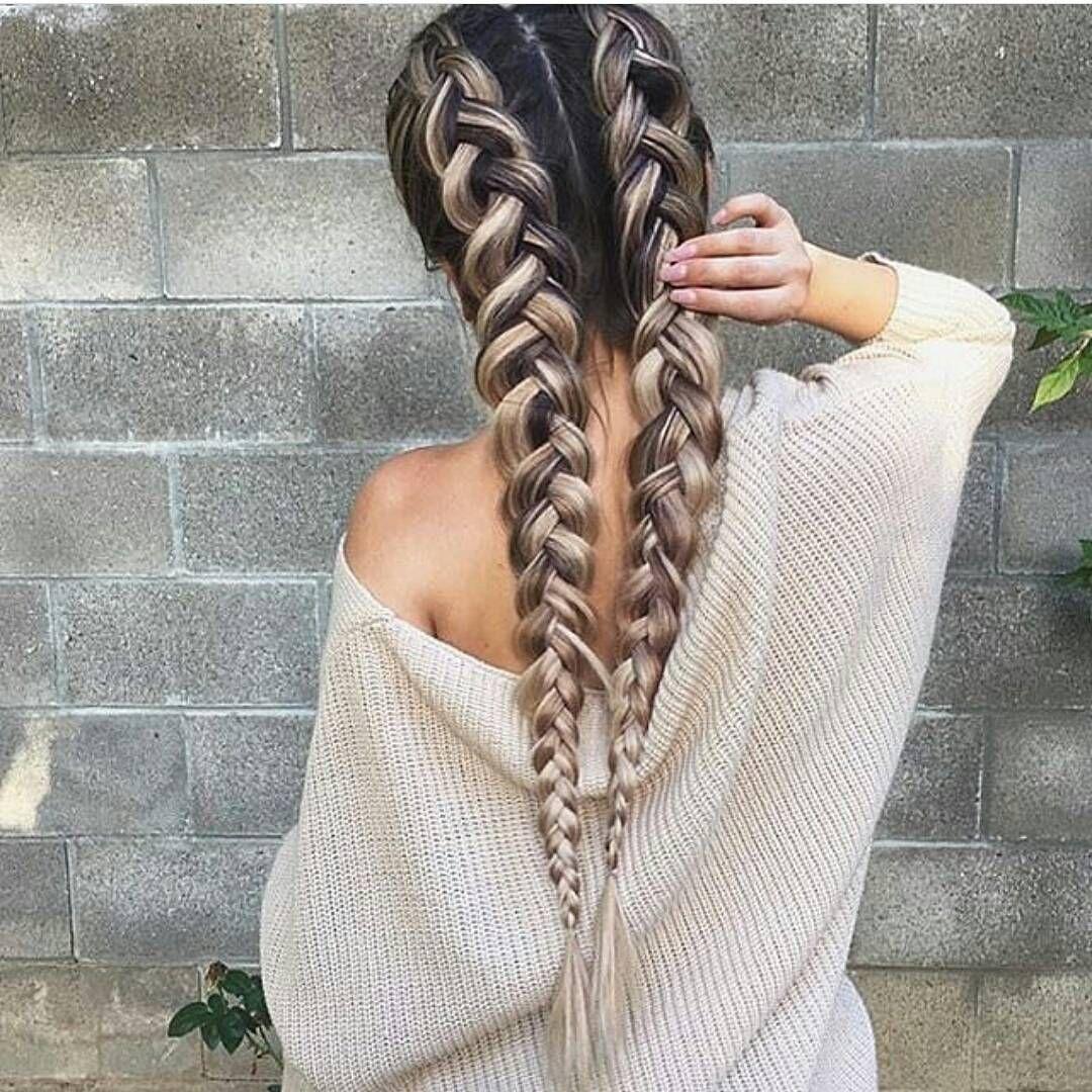 braided hairstyles for summer   ✰ hair ✰   long hair