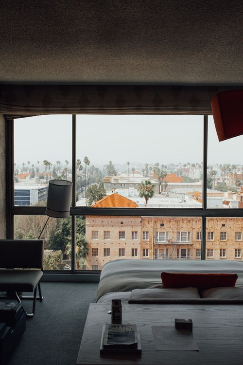 Hollywood Hills View At The Line Hotel Where To Stay In La Los