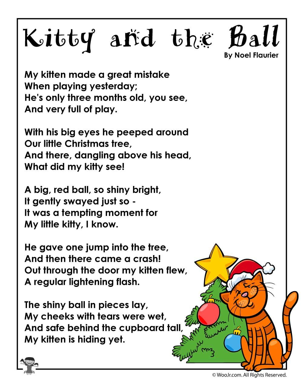 the ball poem