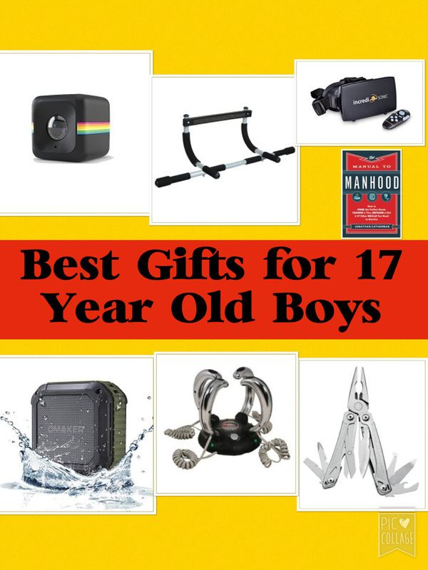 Gift Ideas for 16 Year Old Boys | Stocking ideas, Awesome toys and ...