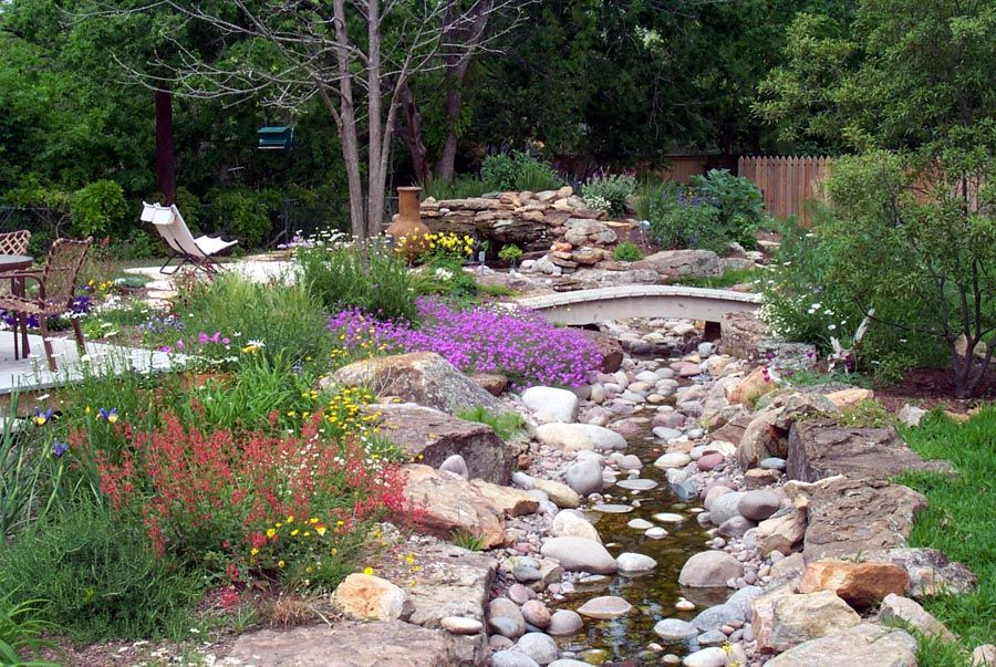 texas landscape plants landscapers