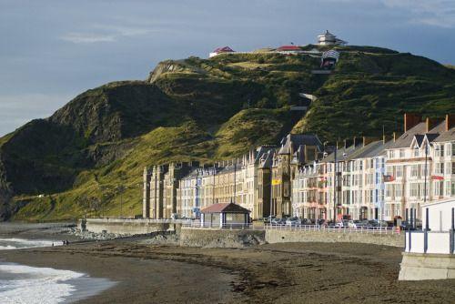 Aberystwyth, Wales (by weyerdk)