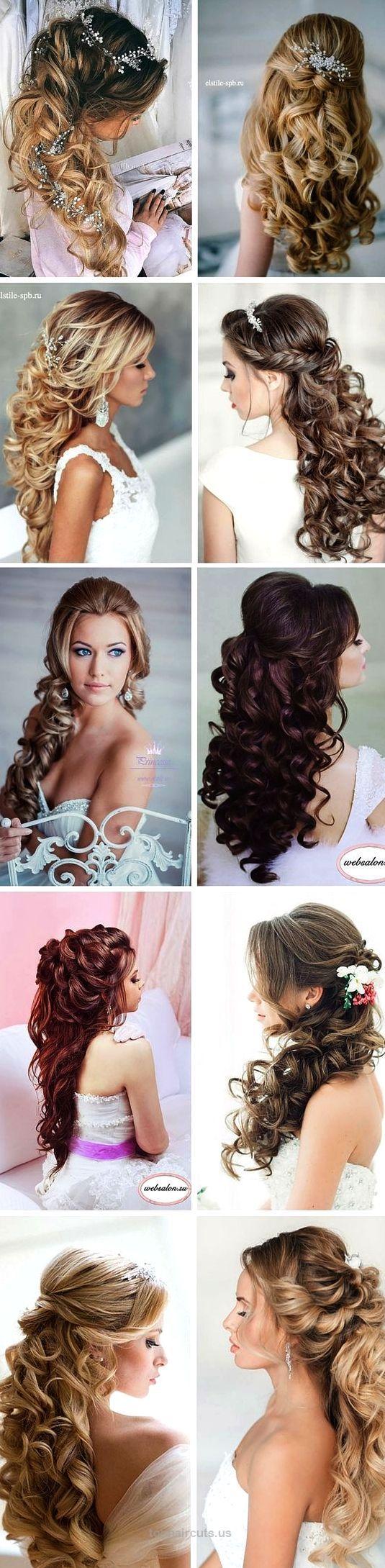 Long Hairstyles Wedding Blonde Long Hairstyles Layer Long Hairstyles Long Brunette H Wedding Hairstyles For Long Hair Long Hair Styles Wedding Hair Down