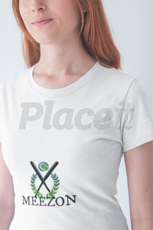 Download Smiling Woman Wearing A T Shirt Mockup Against A White Wall A20899 Shirt Mockup Colorful Shirts T Shirt
