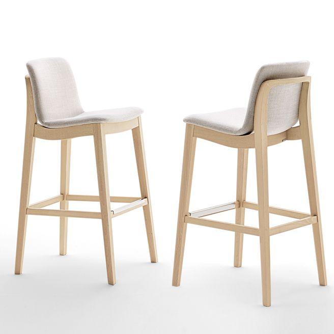 Light 3.1 Barstool in 2019 Wood bar stools, Kitchen