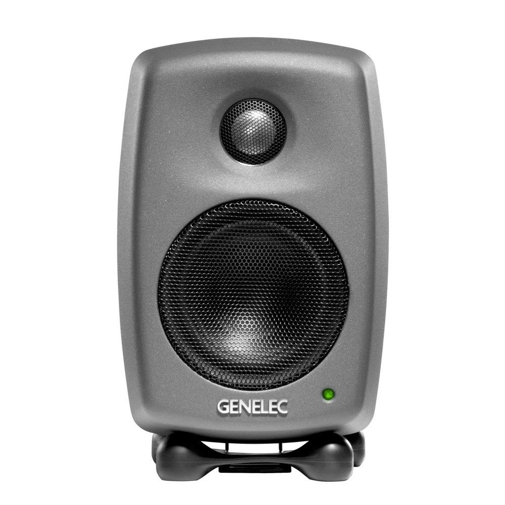 Genelec 8010a Producer Black Single Studio Monitors Monitor Speakers Monitor