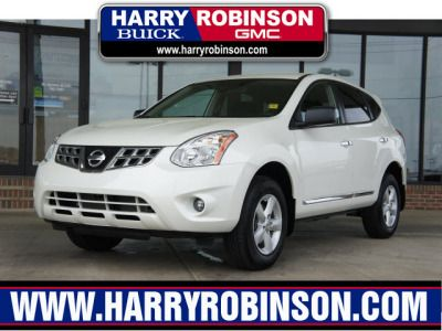 2012 Nissan Rogue For Sale In Fort Smith, AR 72908 Mileage: 7,122 City (
