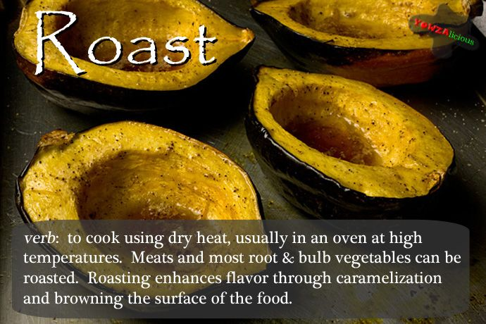 Cooking Methods Explained Roast With Images Recipes Acorn