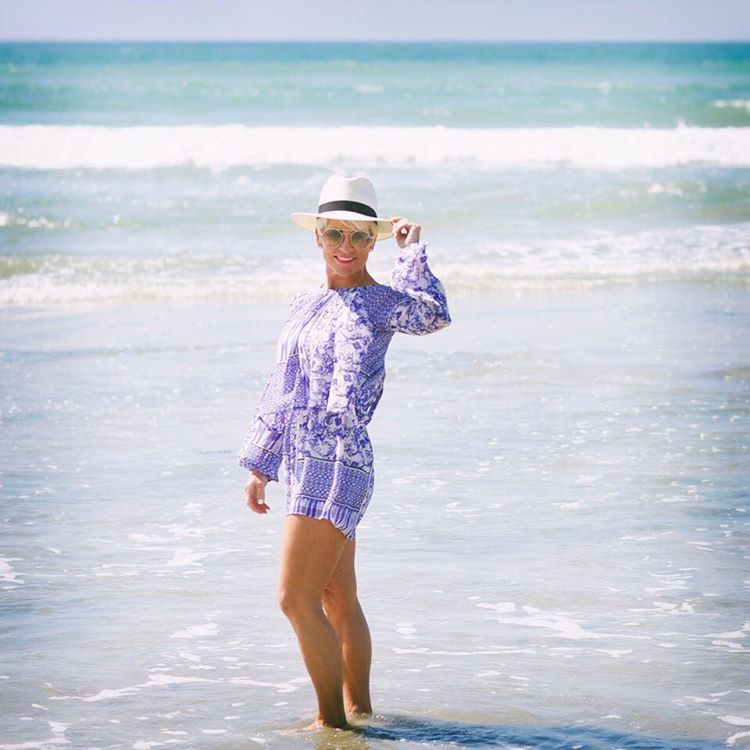 50 Fab Summer Finds Under 50: Fashion Blogger Chic Over 50. Rompers & Hats.