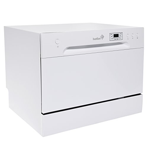 Ivation Countertop Dishwasher Compact Portable Stainle Https Www Amazon Com Dp B074q2dgvq Countertop Dishwasher Compact Dishwasher Portable Dishwasher