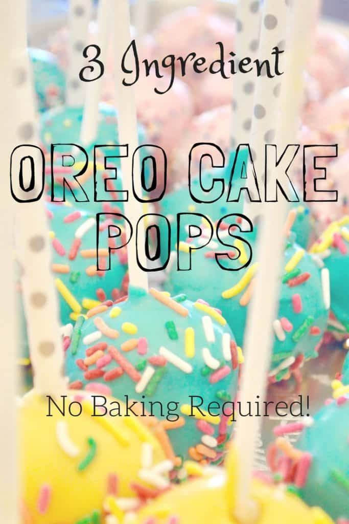 Oreo Cake Pops | How to Make - This Delicious House