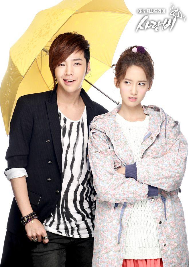 Korean Drama) Love Rain | Fav kdramas | Love rain drama