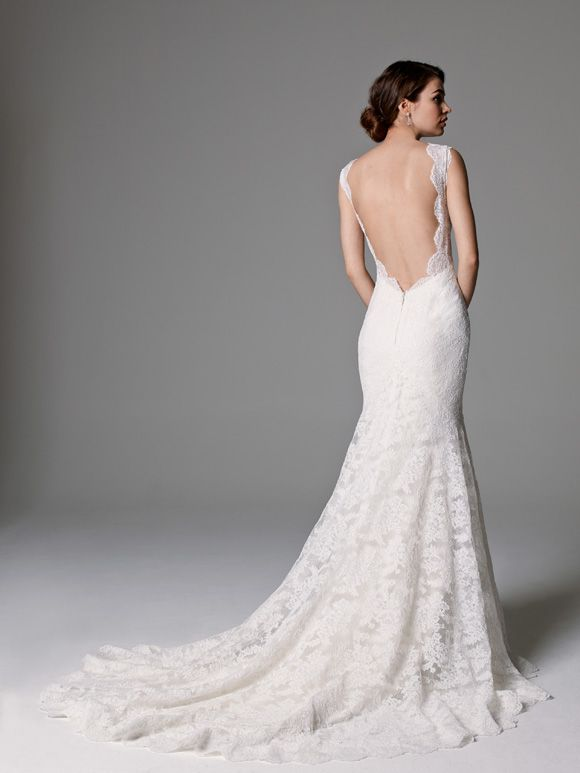 Back Image Of Somerset By Watters At Mira Bridal Couture In Modesto California