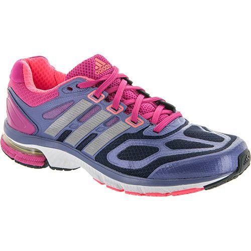 fb7712430c29b Adidas Supernova Sequence 6  Adidas Women s Running Shoes Urban Sky metallic  Silver blast Pink