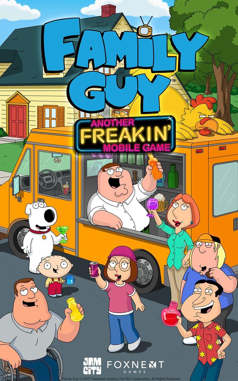 Family Guy Zeichentrickserie Lesbische 2018 November