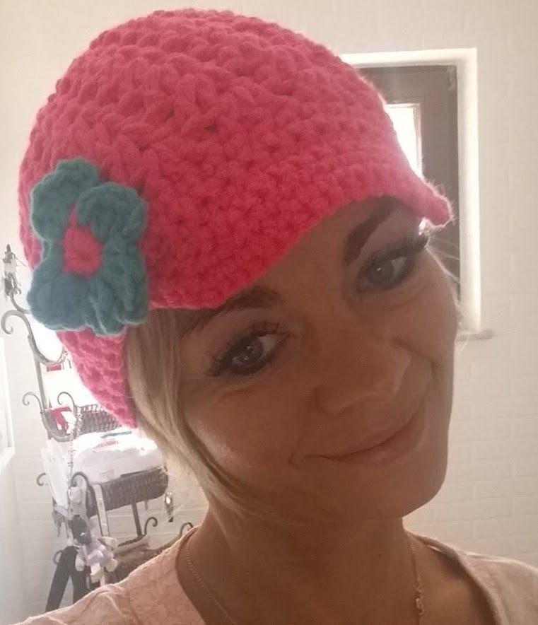 Häkeln Crochet Mütze Prinzessin Lilly häkeln https://www.youtube.com ...