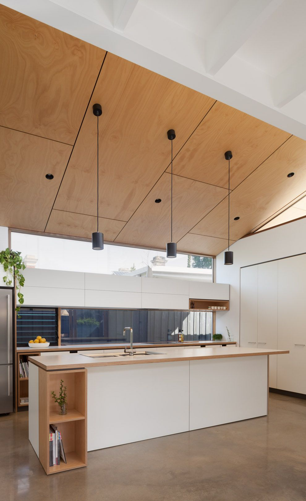 Ceiling And Lights Plywood Interior Plywood Ceiling