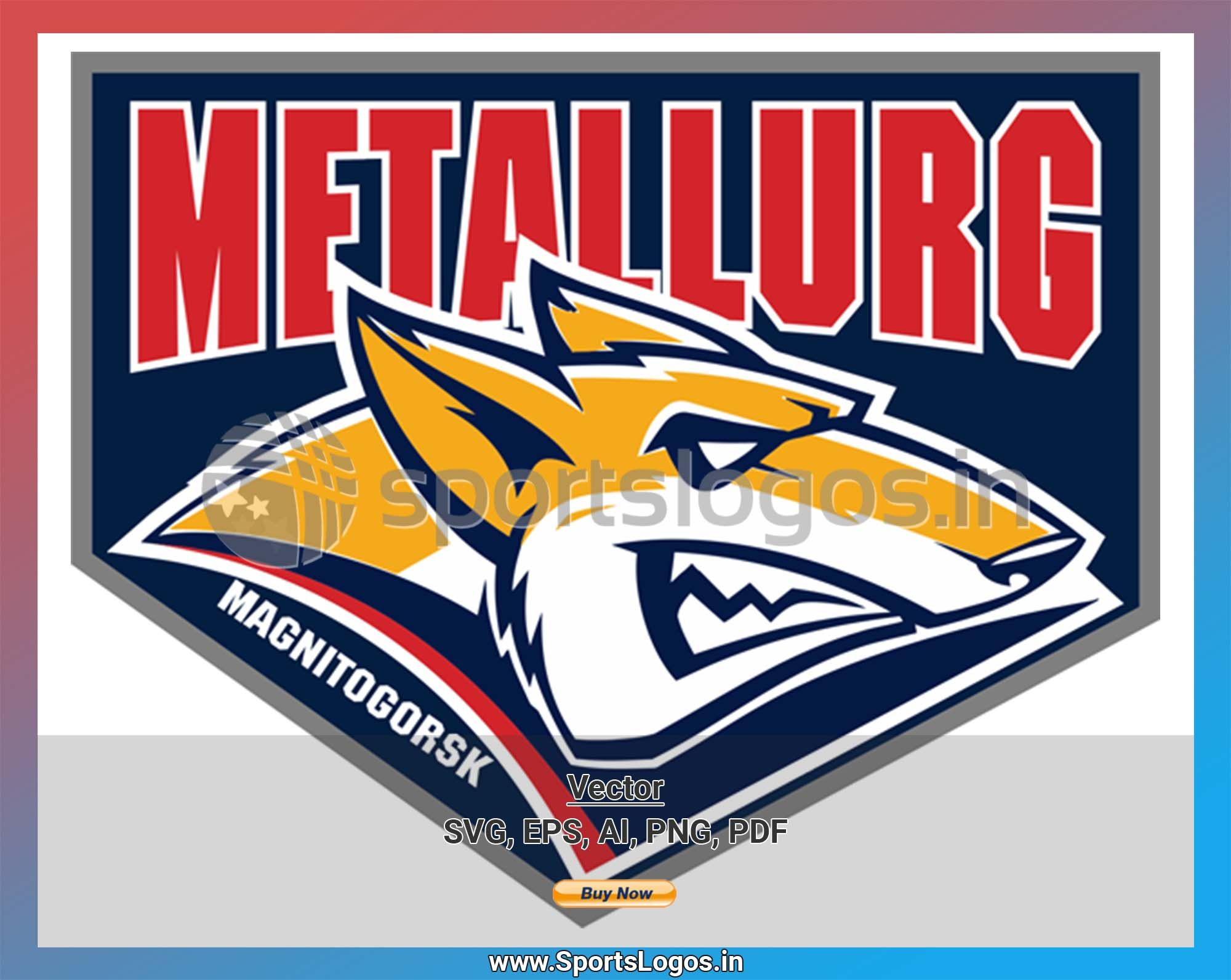Metallurg Magnitogorsk Hockey Sports Vector Svg Logo In 5 Formats Spln002600 Sports Logos Embroidery Vector For Nfl Nba Nhl Mlb Milb And More In 2020 Kontinental Hockey League Sport Hockey Vector Svg