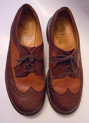 Best deals and Free shipping. Retina DisplayDr MartensApple IpadBroguesSoleDoc  Martens. Dr. Martens Wingtip Brown Tan UK 9 US Men 10 Brogue Made England  ...