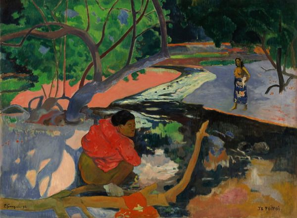 Paul Gauguin Canvas Prints   Fine Art America