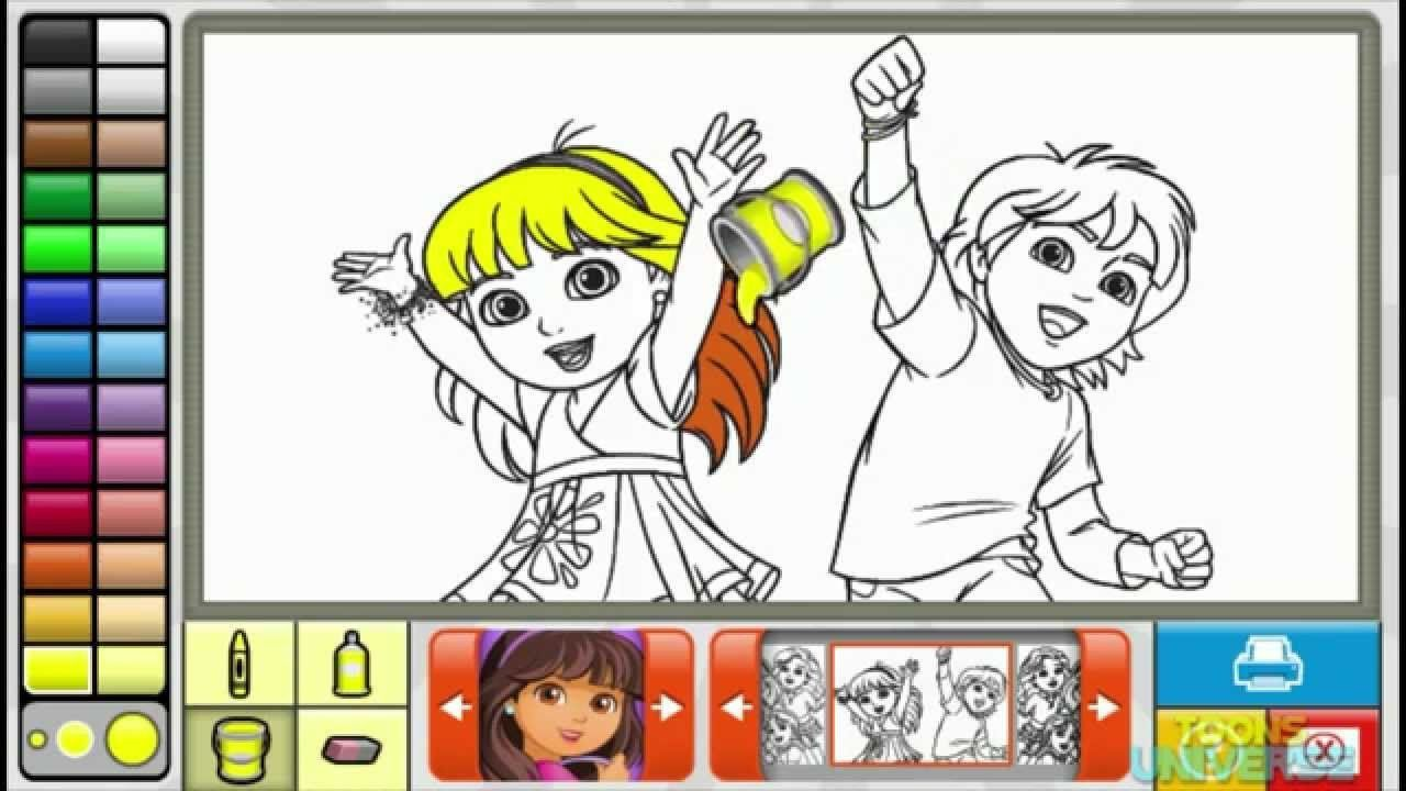 Nick Jr Coloring Book Beautiful Nickelodeon Coloring Pages Go Nick Jr Coloring Pages Halloween Coloring Book Coloring Books