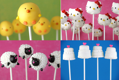 Lulu's Sweet Secrets: Cupcakes and Cake Pops