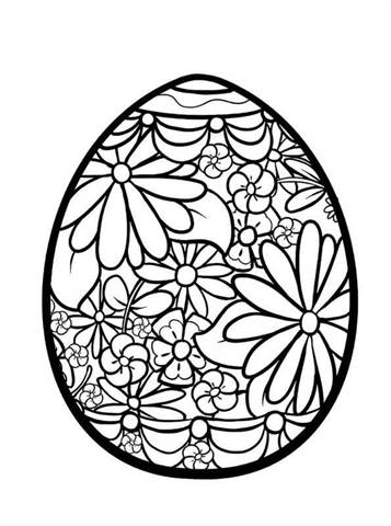 Kids N Fun Com 12 Coloring Pages Of Easter Eggs In 2020 Easter Coloring Sheets Easter Egg Coloring Pages Easter Colouring
