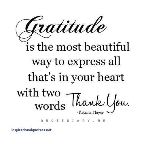 inspirational thank you quotes for friends