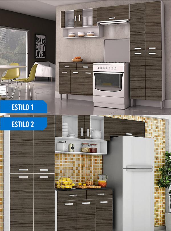 Muebles de cocina lacados 9.900 €   espacio home design group ...