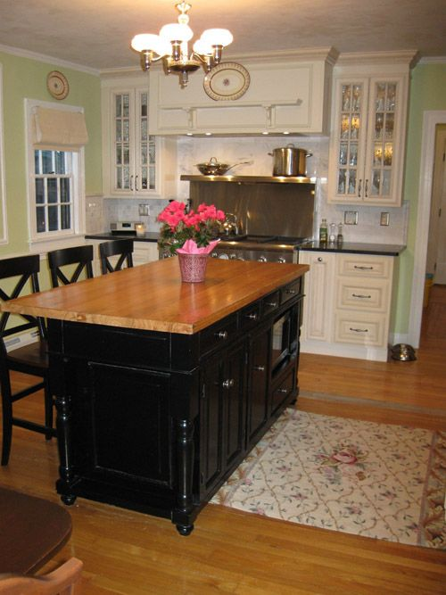 kitchen islands made from furnitue | Simon Gallery Furniture ...